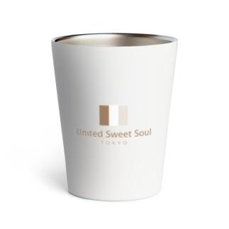 United Sweet Soul MerchのUnited Sweet Soul Logo#03 Thermo Tumbler
