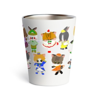 sweets☆animal Thermo Tumbler
