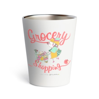 grocery shopping  Thermo Tumbler