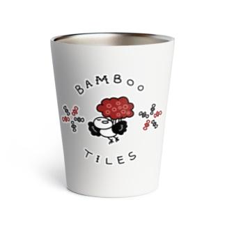 BAMBOO TILES Thermo Tumbler