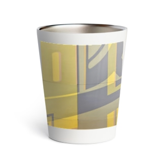 Afternoon Glow  Thermo Tumbler