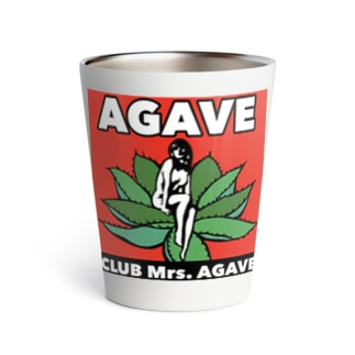 CLUB Mrs.AGAVE Thermo Tumbler