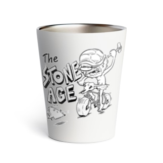 """The STONE AGE"" #1 Thermo Tumbler"