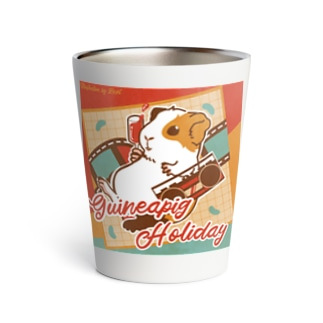 Guineapig Holiday Thermo Tumbler