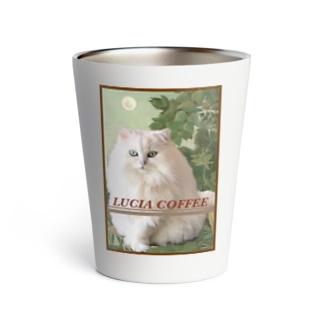 LUCIA COFFEE 枠有り Thermo Tumbler