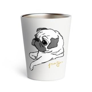 pug(フォーン) Thermo Tumbler
