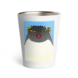 ゆるいキタイワトビペンギン Thermo Tumbler
