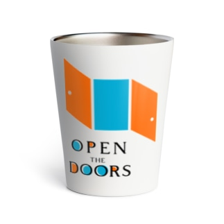 OPEN THE DOORS Thermo Tumbler