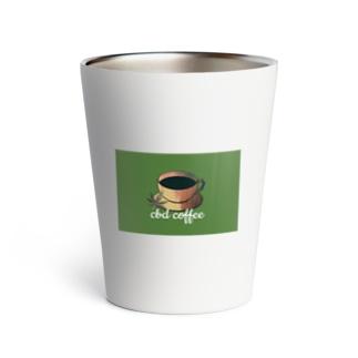 CBD coffee tumbler Thermo Tumbler