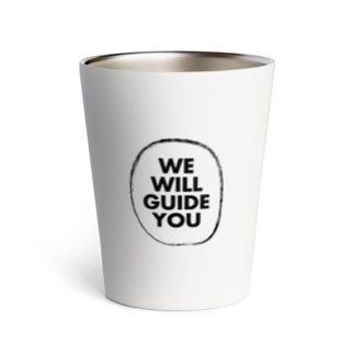 WE WILL GUIDE YOU Thermo Tumbler