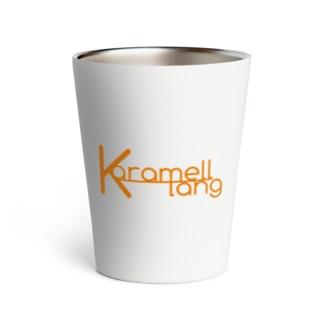 Karamell_klang logo Thermo Tumbler