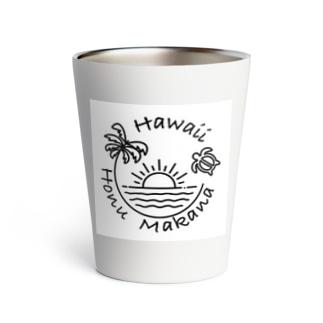 hawaii honu makana Thermo Tumbler