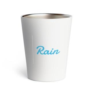 Rain Thermo Tumbler