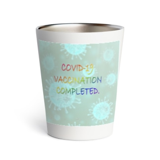 VACCINATION COMPLETED(BS) Thermo Tumbler