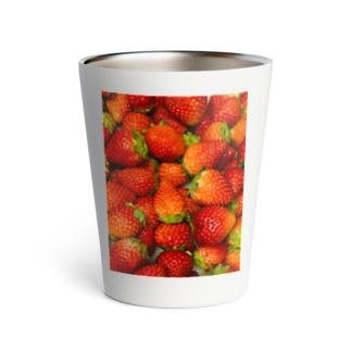 helLoverylUckyMEのアイラブスカイベリー Thermo Tumbler