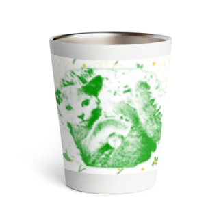 alice_flower Thermo Tumbler