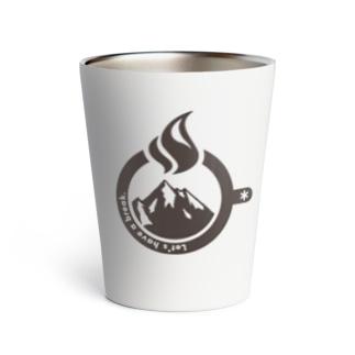 アウトドアコーヒー Thermo Tumbler