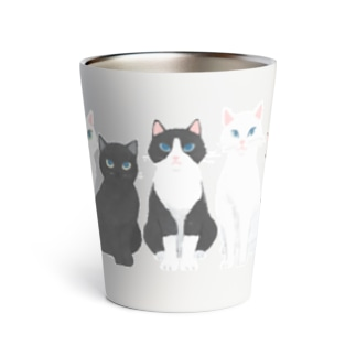 All we need is cat  Thermo Tumbler