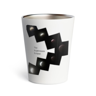 The Supermoon Eclipse 2021/05/26 Thermo Tumbler