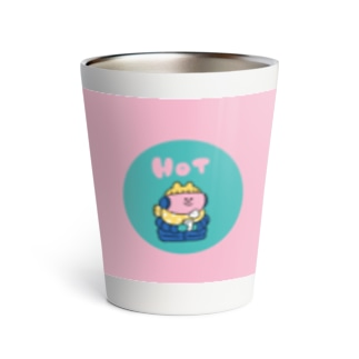 HOTorCOOL(ピンク) Thermo Tumbler