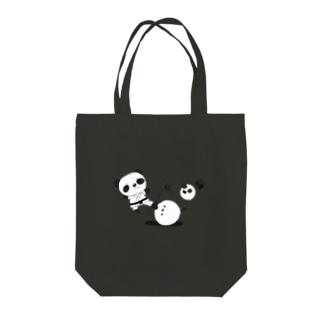 改心の一撃 Tote bags