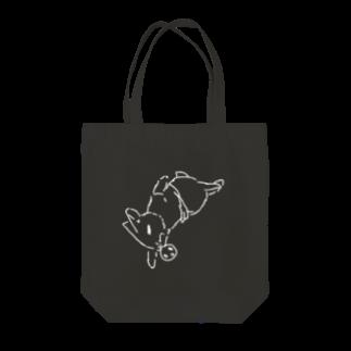 AngelRabbitsのうさぎむすこ(白10) トートバッグ