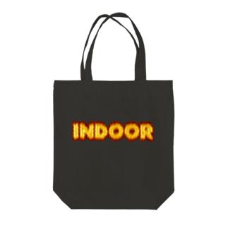 INDOOR Tote bags