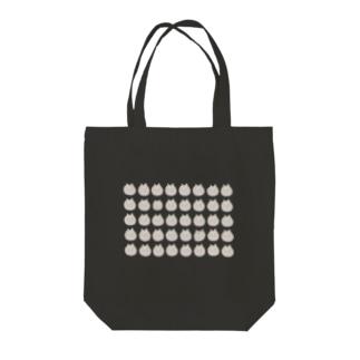 ゆるいブリショ Tote bags