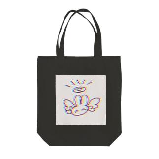 やすらかうさちゃん Tote bags