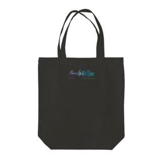 Freely Villageシリーズ Tote bags
