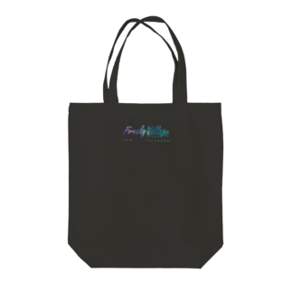 FREELY SHOPのFreely Villageシリーズ Tote bags
