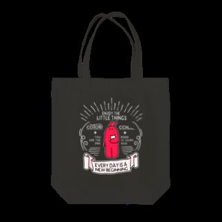 コトリッチのダークカラー -OYABUN- Tote bags
