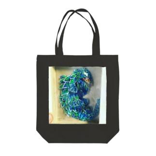 センザン公 Tote bags