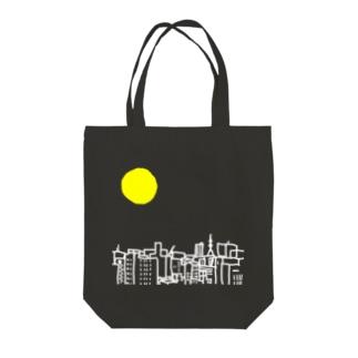 街の底 Tote bags