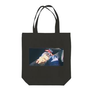くまさんクッキー Tote bags