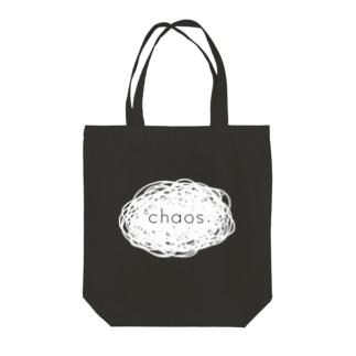 chaos [カオス:混沌]  トートバッグ
