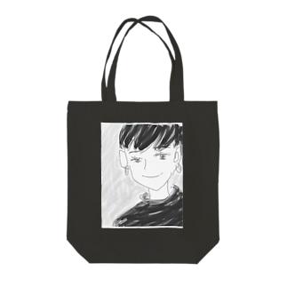 Monochrome  Tote bags