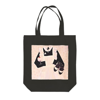 maid×maid Tote bags