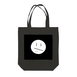 ぺやだん。bk Tote bags