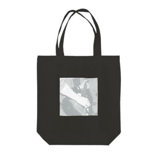 じゃかじゃん Tote bags