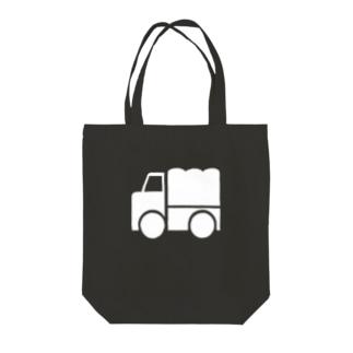 ホロ トラック Tote bags