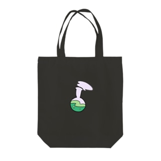 flask Tote bags