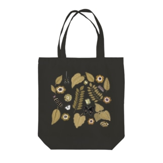 grittering jewel(黒字対応版) Tote bags
