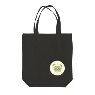 chako Tote bags