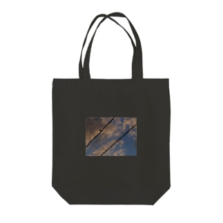 なく者 Tote bags