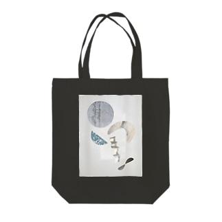 cosmic box2 Tote bags