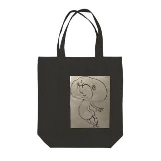 inceptionのぬめりの妖精 Tote bags