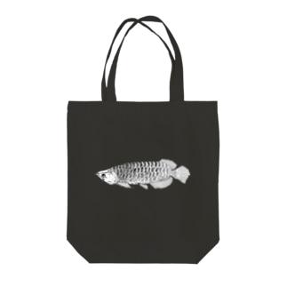 arowana Tote bags
