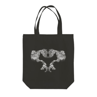 Heart Rocaille Tote bags