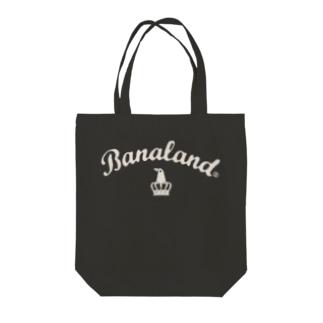 Banaland Tote bags